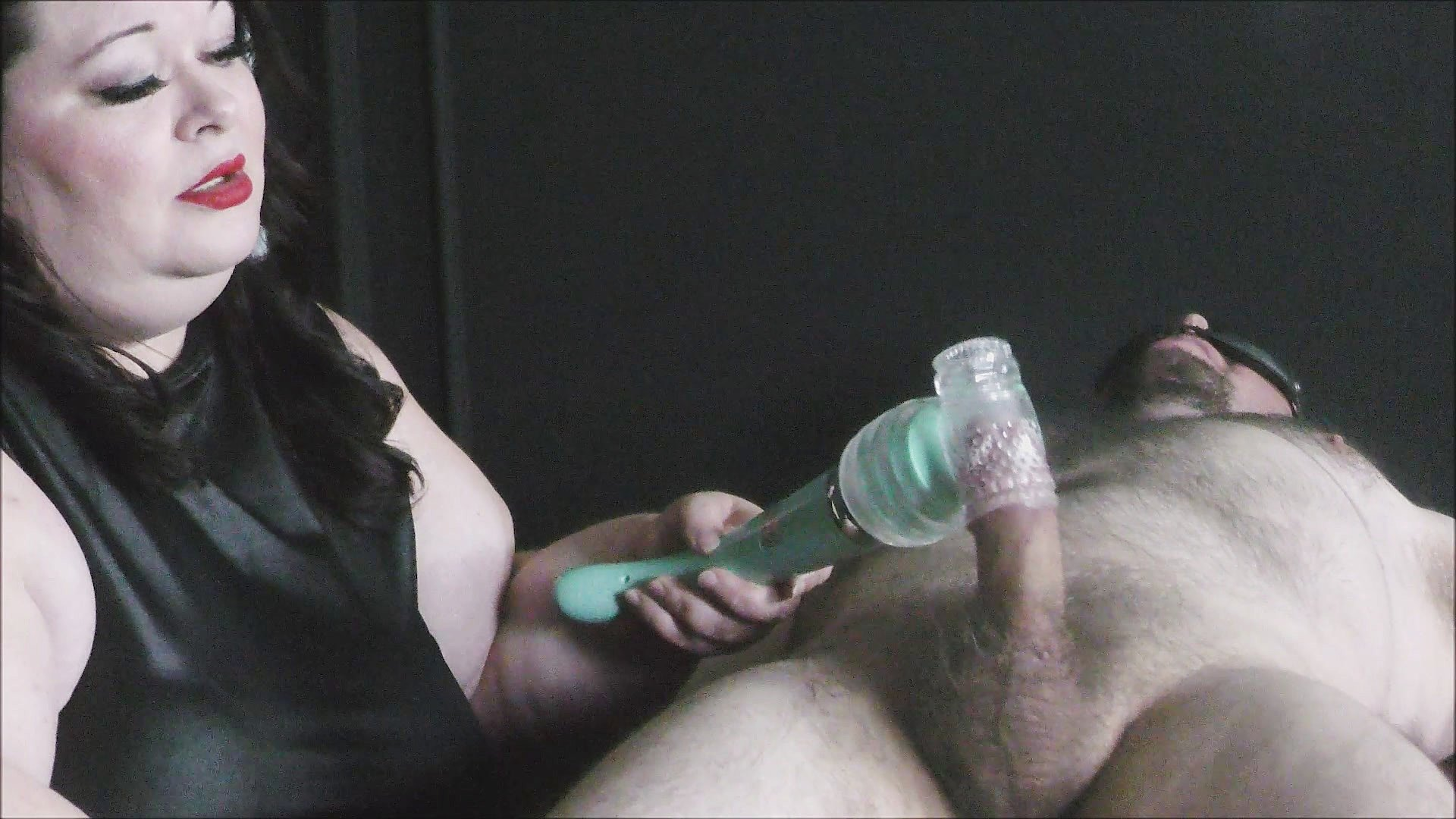 lady voluptua milking and ruined orgasms