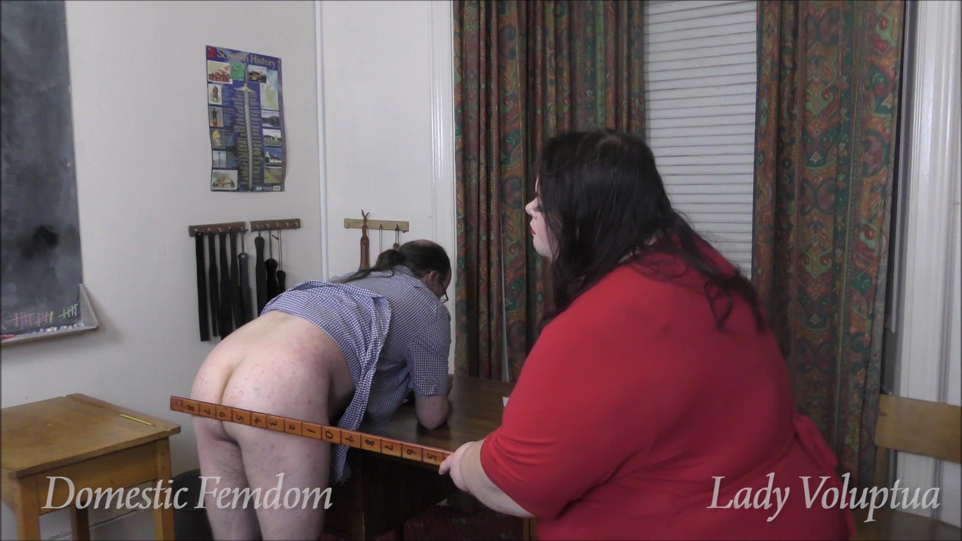 headmistress humiliates teacher